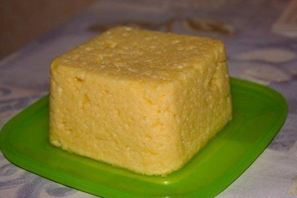 Домашній сир. Рецепт