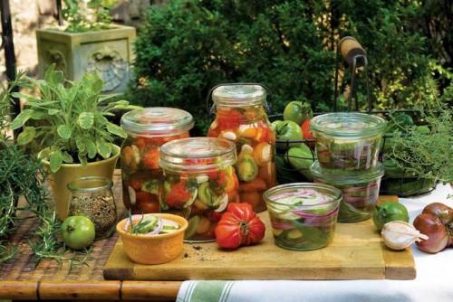 Зимові заготовки: овочеві салати без оцту. Поради і рецепти