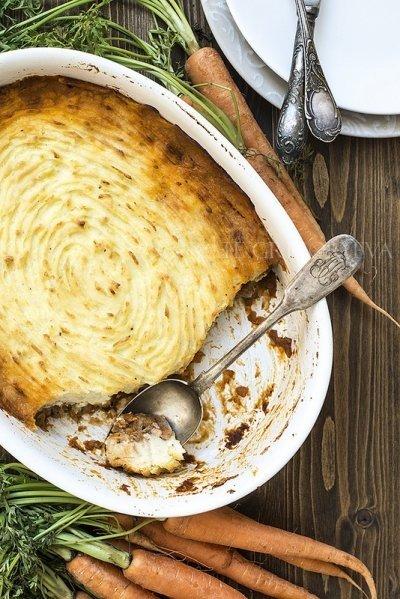 Коли-то «Пастуший пиріг», сьогодні вишукана запекантка. Покроковий рецепт з фото