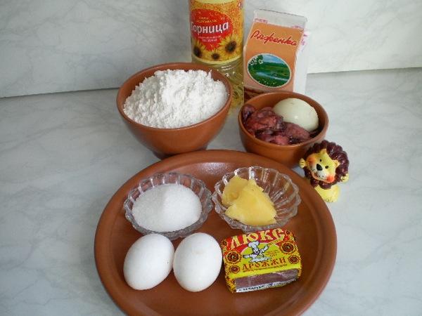 М'ясні пиріжки по типу «Радість» рецепт з фото