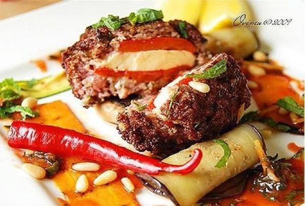 Фаршировані овочі. Покроковий рецепт з фото
