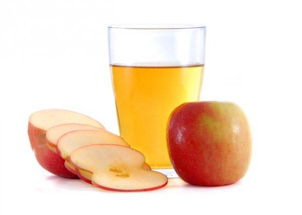 Консервований яблучний сік. Рецепт з фото