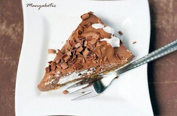 Шоколадний мус-торт. Рецепт