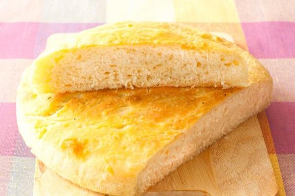 Хліб з розмарином, рецепт з фото