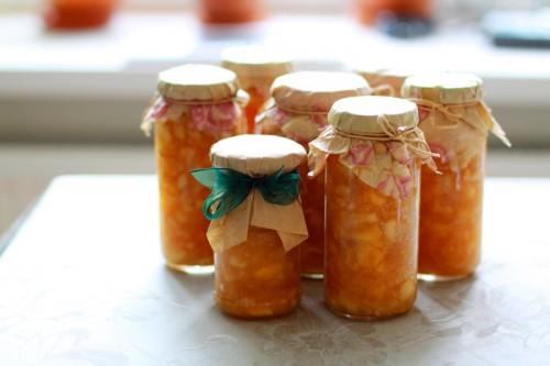 Рецепти варення з яблук з ягодами, фруктами, горіхами та іншими добавками