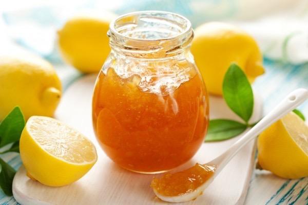 Лимонний мармелад. Рецепт з фото