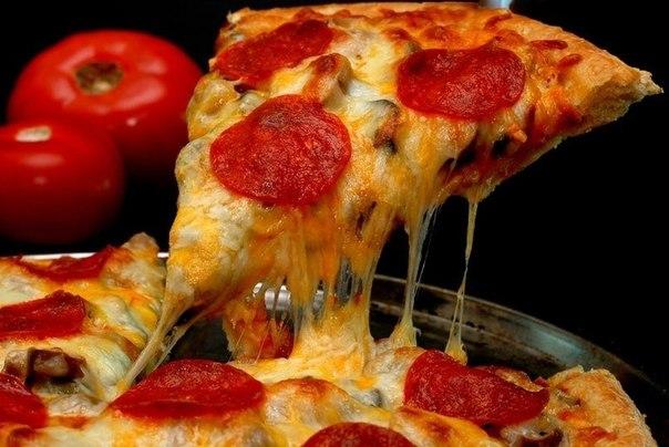 Піца «Пепероні». Рецепт з фото