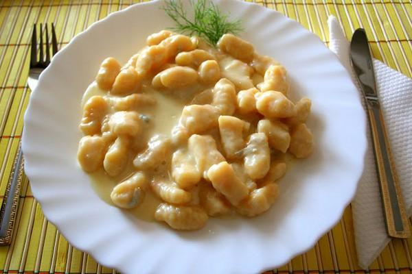Картопляні ньоккі. Рецерт з фото