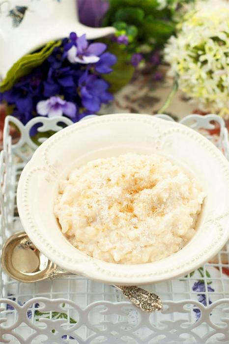Каша рисова. Покроковий рецепт з фото
