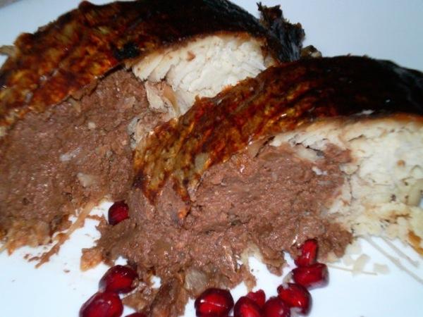 Фарширована риба «Лявянги», покроковий рецепт з фото