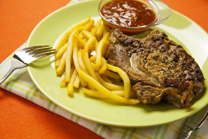 «Корейка в портера» або просто дуже смачне м'ясо-гриль. Покроковий рецепт з фото