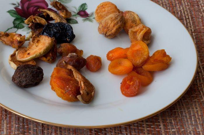 Пряний, вітамінний компот із сухофруктів. Покроковий рецепт з фото
