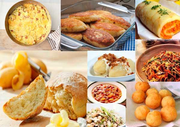 Рецепти простих блюд на кожний день