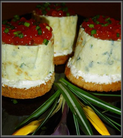 Закуска для новорічного столу «Феєрверк». Рецепт з фото